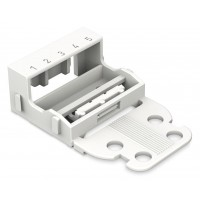 Wago 221-505 Mounting Carrier Qty 10