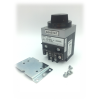 TE CONNECTIVITY Agastat 7000 Series Timing Relay 7012CK DPDT On-Delay 480VAC, 60Hz, 1 - 300 Seconds
